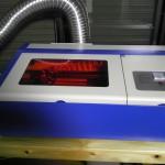 レーザー加工機のBlaster