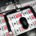 SPIDAR mouse の2D版